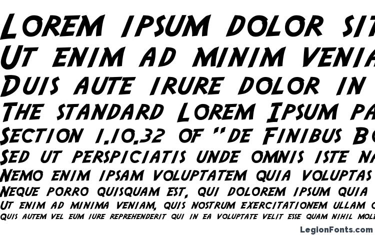 specimens Adventure Normal font, sample Adventure Normal font, an example of writing Adventure Normal font, review Adventure Normal font, preview Adventure Normal font, Adventure Normal font