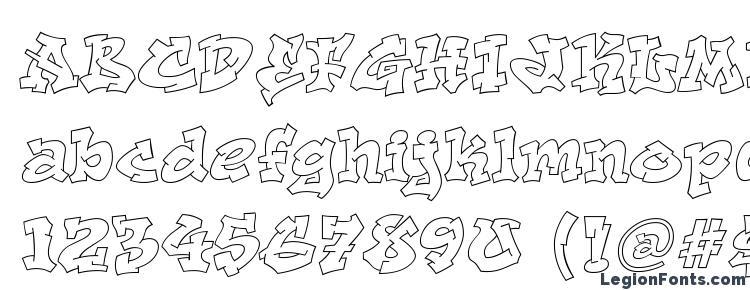 glyphs Aerosol font, сharacters Aerosol font, symbols Aerosol font, character map Aerosol font, preview Aerosol font, abc Aerosol font, Aerosol font