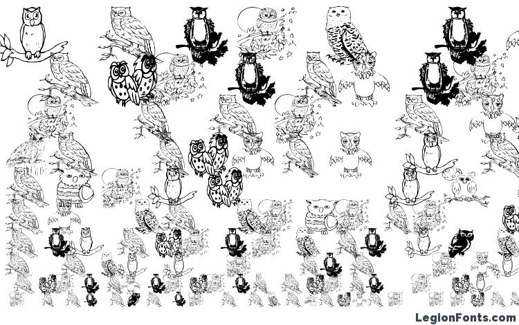 specimens Aez owls for traci font, sample Aez owls for traci font, an example of writing Aez owls for traci font, review Aez owls for traci font, preview Aez owls for traci font, Aez owls for traci font
