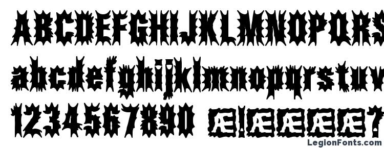 glyphs Aftermath (BRK) font, сharacters Aftermath (BRK) font, symbols Aftermath (BRK) font, character map Aftermath (BRK) font, preview Aftermath (BRK) font, abc Aftermath (BRK) font, Aftermath (BRK) font