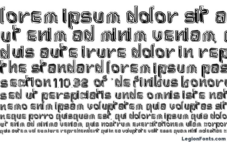 specimens Aftermath font, sample Aftermath font, an example of writing Aftermath font, review Aftermath font, preview Aftermath font, Aftermath font