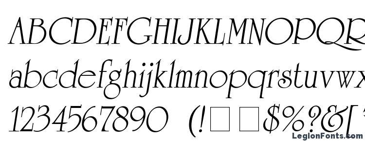 glyphs AG University Italic font, сharacters AG University Italic font, symbols AG University Italic font, character map AG University Italic font, preview AG University Italic font, abc AG University Italic font, AG University Italic font