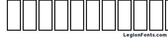 AGA Abasan Regular Font