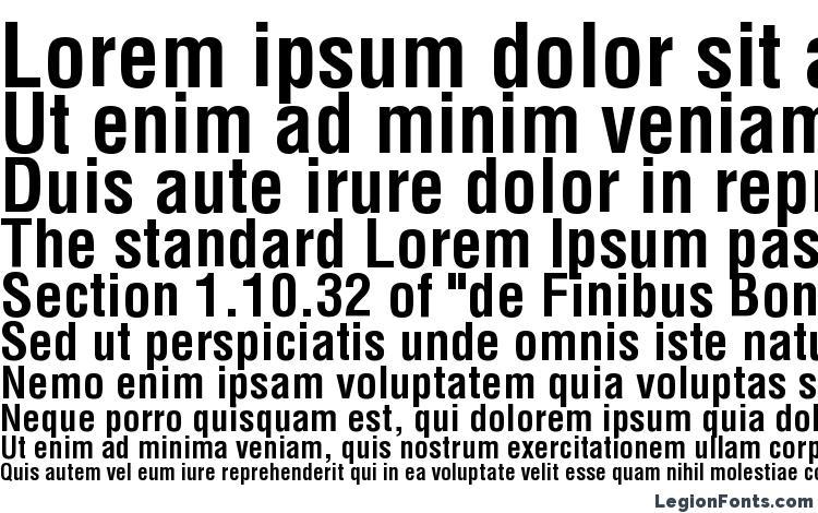 specimens AGLettericaCondensed Bold font, sample AGLettericaCondensed Bold font, an example of writing AGLettericaCondensed Bold font, review AGLettericaCondensed Bold font, preview AGLettericaCondensed Bold font, AGLettericaCondensed Bold font