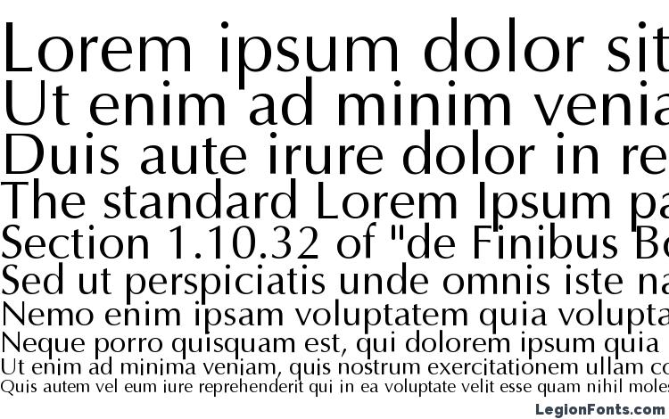 specimens AGOpus font, sample AGOpus font, an example of writing AGOpus font, review AGOpus font, preview AGOpus font, AGOpus font