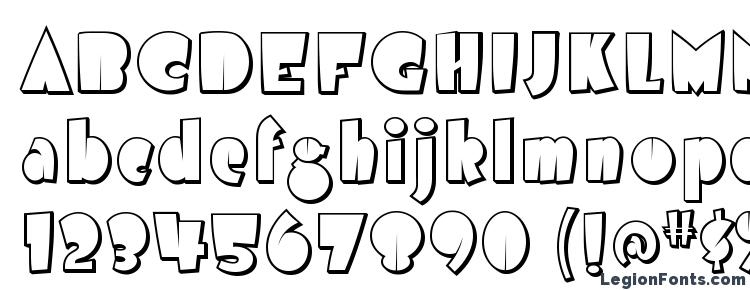glyphs Airmole Shaded font, сharacters Airmole Shaded font, symbols Airmole Shaded font, character map Airmole Shaded font, preview Airmole Shaded font, abc Airmole Shaded font, Airmole Shaded font