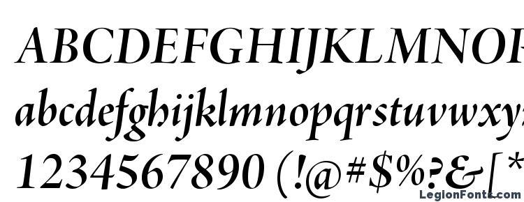glyphs AJensonPro BoldItDisp font, сharacters AJensonPro BoldItDisp font, symbols AJensonPro BoldItDisp font, character map AJensonPro BoldItDisp font, preview AJensonPro BoldItDisp font, abc AJensonPro BoldItDisp font, AJensonPro BoldItDisp font