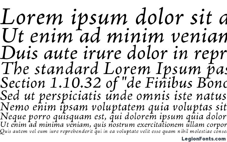 specimens AJensonPro ItCapt font, sample AJensonPro ItCapt font, an example of writing AJensonPro ItCapt font, review AJensonPro ItCapt font, preview AJensonPro ItCapt font, AJensonPro ItCapt font