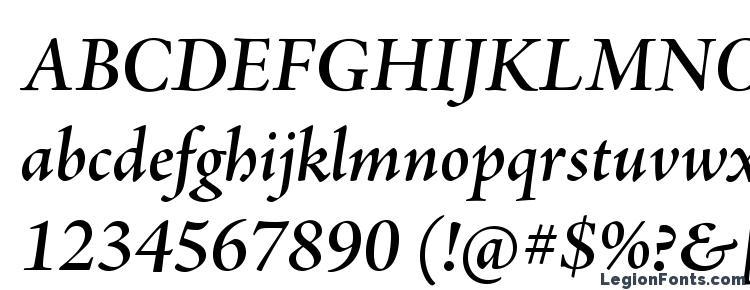 glyphs AJensonPro SemiboldItSubh font, сharacters AJensonPro SemiboldItSubh font, symbols AJensonPro SemiboldItSubh font, character map AJensonPro SemiboldItSubh font, preview AJensonPro SemiboldItSubh font, abc AJensonPro SemiboldItSubh font, AJensonPro SemiboldItSubh font