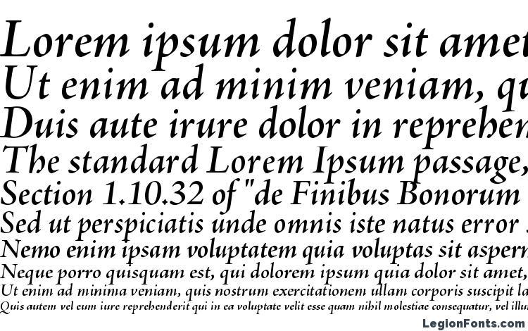 specimens AJensonPro SemiboldItSubh font, sample AJensonPro SemiboldItSubh font, an example of writing AJensonPro SemiboldItSubh font, review AJensonPro SemiboldItSubh font, preview AJensonPro SemiboldItSubh font, AJensonPro SemiboldItSubh font