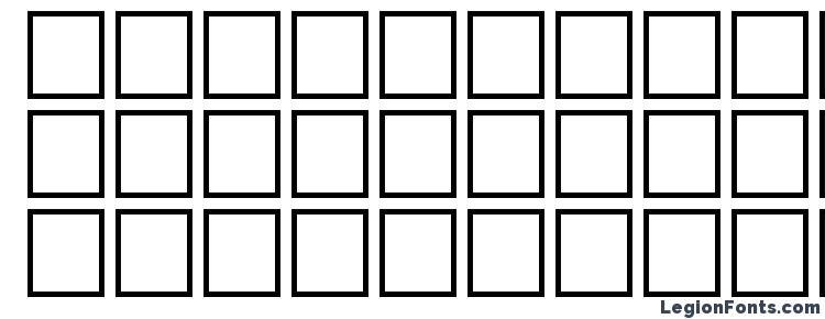 глифы шрифта Al Kharashi 8, символы шрифта Al Kharashi 8, символьная карта шрифта Al Kharashi 8, предварительный просмотр шрифта Al Kharashi 8, алфавит шрифта Al Kharashi 8, шрифт Al Kharashi 8