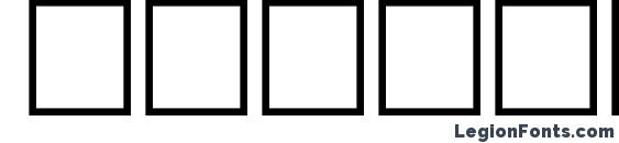 Al Kharashi 8 font, free Al Kharashi 8 font, preview Al Kharashi 8 font