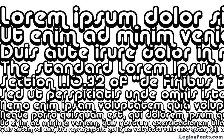 specimens Alba Super font, sample Alba Super font, an example of writing Alba Super font, review Alba Super font, preview Alba Super font, Alba Super font