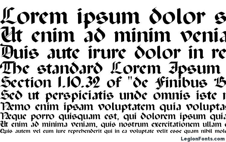 Albertus Font Download Free / LegionFonts