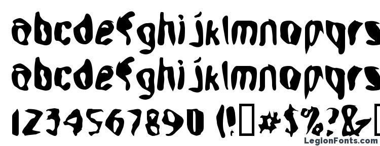 глифы шрифта Aleph, символы шрифта Aleph, символьная карта шрифта Aleph, предварительный просмотр шрифта Aleph, алфавит шрифта Aleph, шрифт Aleph