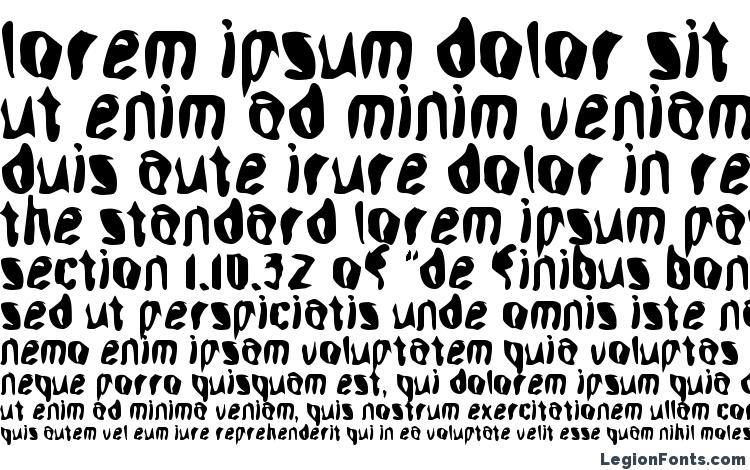 образцы шрифта Aleph, образец шрифта Aleph, пример написания шрифта Aleph, просмотр шрифта Aleph, предосмотр шрифта Aleph, шрифт Aleph