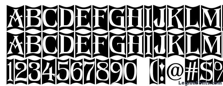 глифы шрифта Algeriu0, символы шрифта Algeriu0, символьная карта шрифта Algeriu0, предварительный просмотр шрифта Algeriu0, алфавит шрифта Algeriu0, шрифт Algeriu0