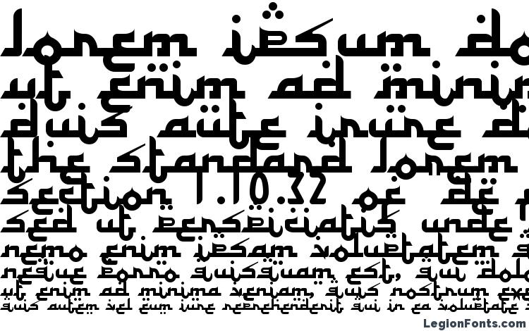 specimens Alhambra font, sample Alhambra font, an example of writing Alhambra font, review Alhambra font, preview Alhambra font, Alhambra font