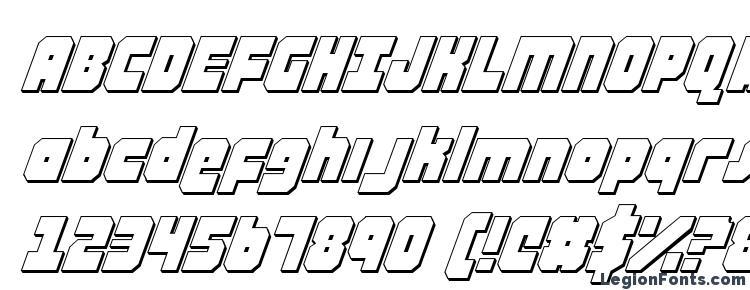 glyphs Alpha Taurus 3D Italic font, сharacters Alpha Taurus 3D Italic font, symbols Alpha Taurus 3D Italic font, character map Alpha Taurus 3D Italic font, preview Alpha Taurus 3D Italic font, abc Alpha Taurus 3D Italic font, Alpha Taurus 3D Italic font