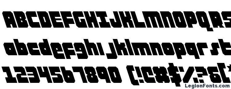 глифы шрифта Alpha Taurus Leftalic, символы шрифта Alpha Taurus Leftalic, символьная карта шрифта Alpha Taurus Leftalic, предварительный просмотр шрифта Alpha Taurus Leftalic, алфавит шрифта Alpha Taurus Leftalic, шрифт Alpha Taurus Leftalic