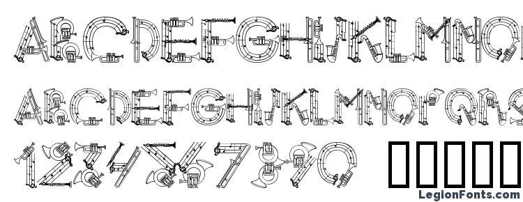 glyphs AlphaMusicMan font, сharacters AlphaMusicMan font, symbols AlphaMusicMan font, character map AlphaMusicMan font, preview AlphaMusicMan font, abc AlphaMusicMan font, AlphaMusicMan font