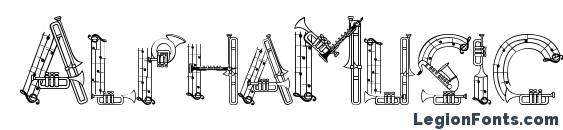 AlphaMusicMan font, free AlphaMusicMan font, preview AlphaMusicMan font