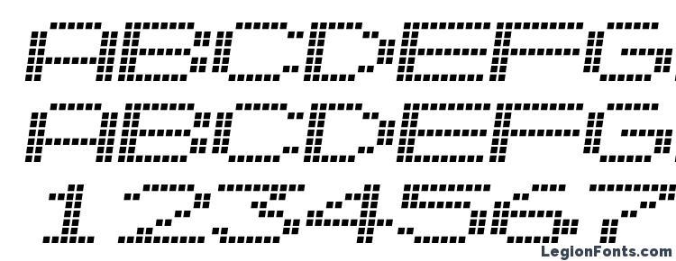 глифы шрифта Alpine 7558S, символы шрифта Alpine 7558S, символьная карта шрифта Alpine 7558S, предварительный просмотр шрифта Alpine 7558S, алфавит шрифта Alpine 7558S, шрифт Alpine 7558S