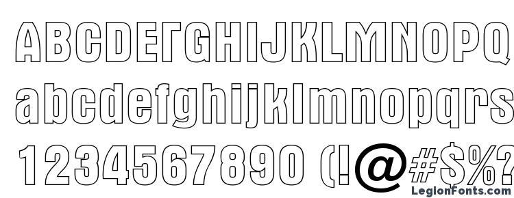 глифы шрифта Altern 2, символы шрифта Altern 2, символьная карта шрифта Altern 2, предварительный просмотр шрифта Altern 2, алфавит шрифта Altern 2, шрифт Altern 2