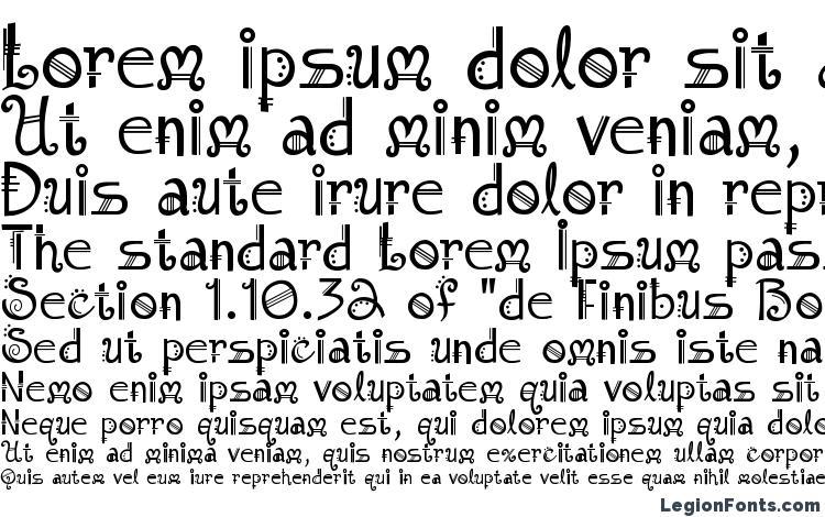 specimens Amadeus Regular font, sample Amadeus Regular font, an example of writing Amadeus Regular font, review Amadeus Regular font, preview Amadeus Regular font, Amadeus Regular font