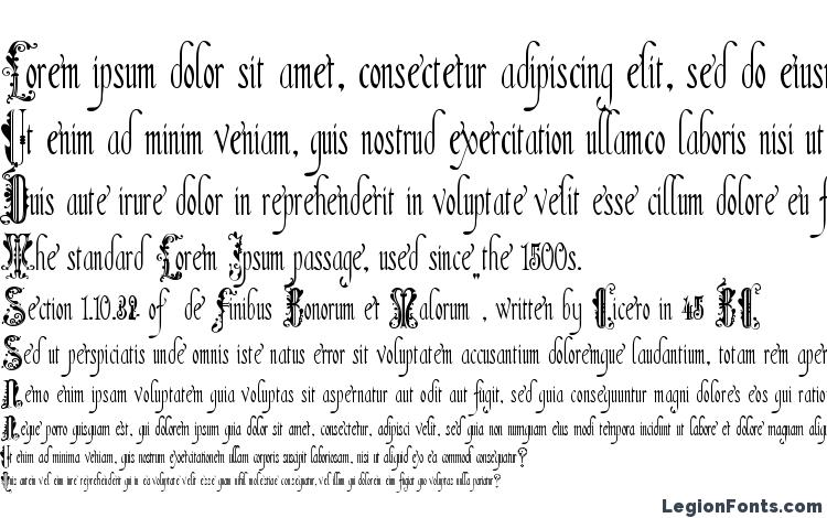 specimens Amadeus font, sample Amadeus font, an example of writing Amadeus font, review Amadeus font, preview Amadeus font, Amadeus font