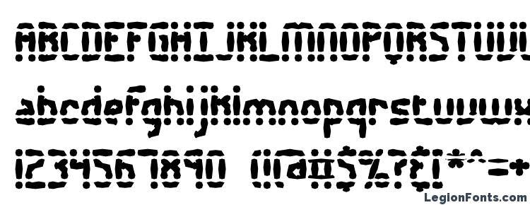 глифы шрифта Amalgamate BRK, символы шрифта Amalgamate BRK, символьная карта шрифта Amalgamate BRK, предварительный просмотр шрифта Amalgamate BRK, алфавит шрифта Amalgamate BRK, шрифт Amalgamate BRK