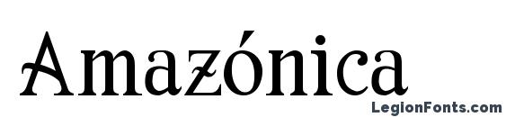 Amazónica Font