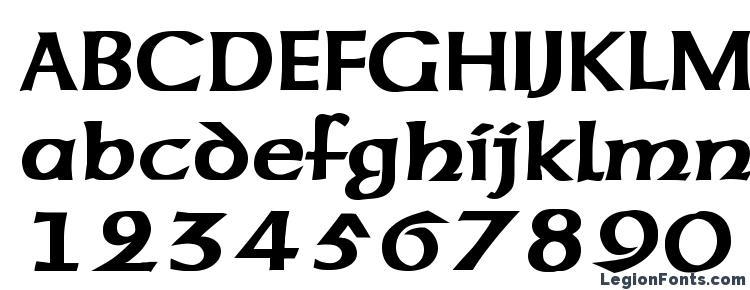 glyphs AmericanUncial Bold font, сharacters AmericanUncial Bold font, symbols AmericanUncial Bold font, character map AmericanUncial Bold font, preview AmericanUncial Bold font, abc AmericanUncial Bold font, AmericanUncial Bold font