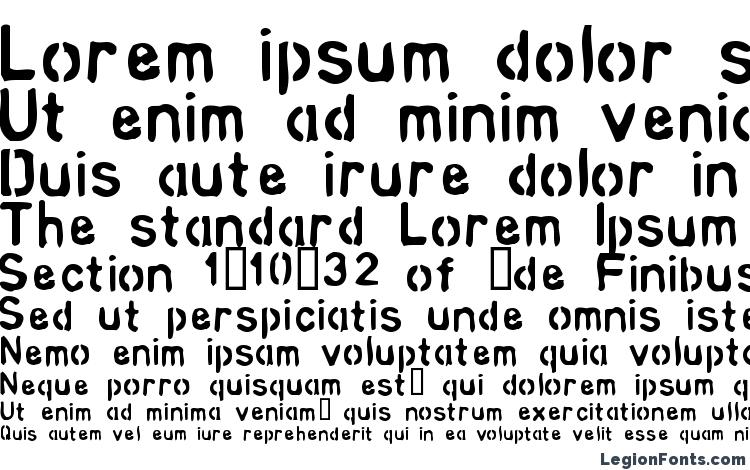 specimens analog font, sample analog font, an example of writing analog font, review analog font, preview analog font, analog font