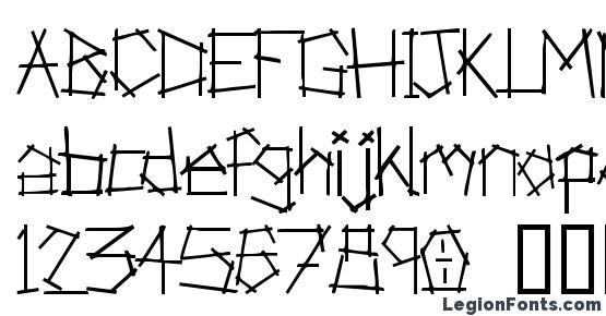 Anarchist bible Font Download Free / LegionFonts