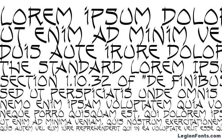 specimens Andreas Pen MF font, sample Andreas Pen MF font, an example of writing Andreas Pen MF font, review Andreas Pen MF font, preview Andreas Pen MF font, Andreas Pen MF font