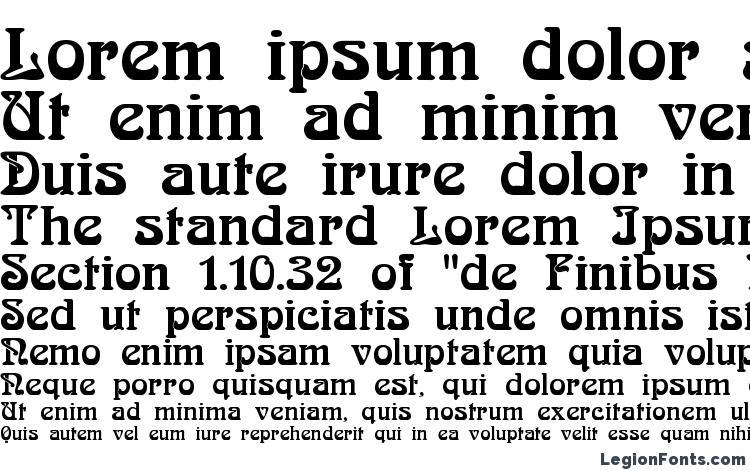 specimens ANDREIAN Regular font, sample ANDREIAN Regular font, an example of writing ANDREIAN Regular font, review ANDREIAN Regular font, preview ANDREIAN Regular font, ANDREIAN Regular font