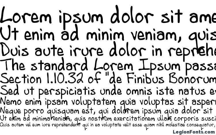 specimens AndrewScript font, sample AndrewScript font, an example of writing AndrewScript font, review AndrewScript font, preview AndrewScript font, AndrewScript font