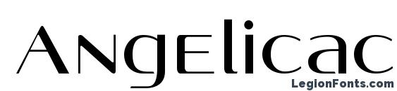 Angelicac Font