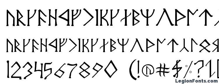 glyphs Angerthas moria font, сharacters Angerthas moria font, symbols Angerthas moria font, character map Angerthas moria font, preview Angerthas moria font, abc Angerthas moria font, Angerthas moria font