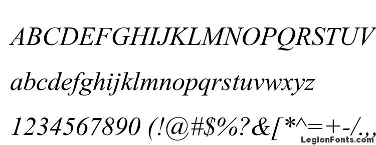 глифы шрифта Angsana New Italic, символы шрифта Angsana New Italic, символьная карта шрифта Angsana New Italic, предварительный просмотр шрифта Angsana New Italic, алфавит шрифта Angsana New Italic, шрифт Angsana New Italic