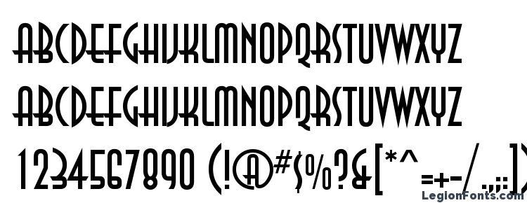Annactt regular Font Download Free / LegionFonts