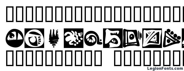 глифы шрифта Annsample, символы шрифта Annsample, символьная карта шрифта Annsample, предварительный просмотр шрифта Annsample, алфавит шрифта Annsample, шрифт Annsample