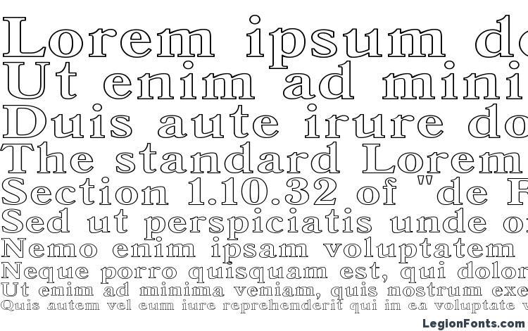 specimens Antiqua HW font, sample Antiqua HW font, an example of writing Antiqua HW font, review Antiqua HW font, preview Antiqua HW font, Antiqua HW font