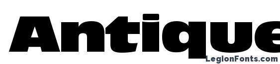 шрифт AntiqueOliNorPReg, бесплатный шрифт AntiqueOliNorPReg, предварительный просмотр шрифта AntiqueOliNorPReg