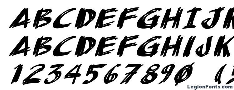 glyphs AnuDaw Italic font, сharacters AnuDaw Italic font, symbols AnuDaw Italic font, character map AnuDaw Italic font, preview AnuDaw Italic font, abc AnuDaw Italic font, AnuDaw Italic font