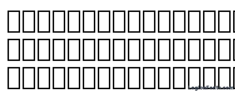 glyphs Arabic 11 BT font, сharacters Arabic 11 BT font, symbols Arabic 11 BT font, character map Arabic 11 BT font, preview Arabic 11 BT font, abc Arabic 11 BT font, Arabic 11 BT font
