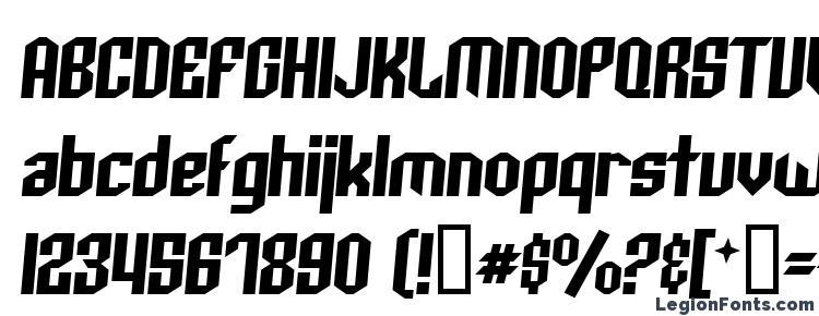 glyphs Archery Black Italic font, сharacters Archery Black Italic font, symbols Archery Black Italic font, character map Archery Black Italic font, preview Archery Black Italic font, abc Archery Black Italic font, Archery Black Italic font