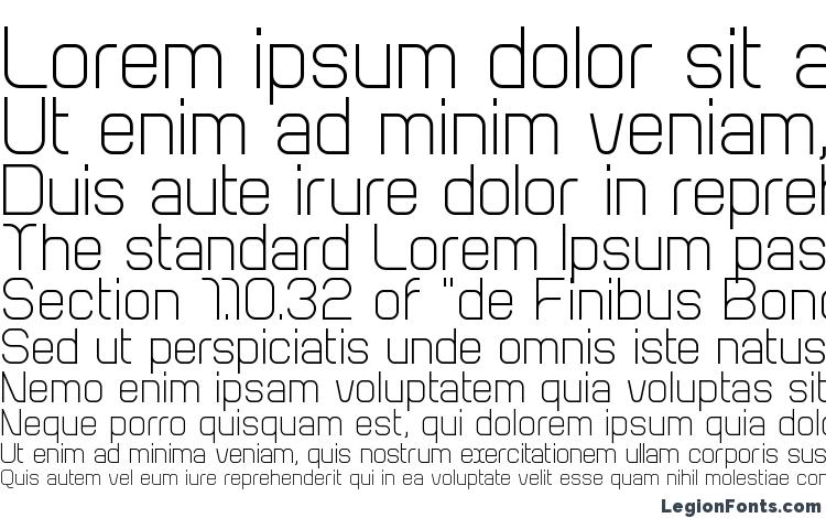 specimens Arcle Regular font, sample Arcle Regular font, an example of writing Arcle Regular font, review Arcle Regular font, preview Arcle Regular font, Arcle Regular font