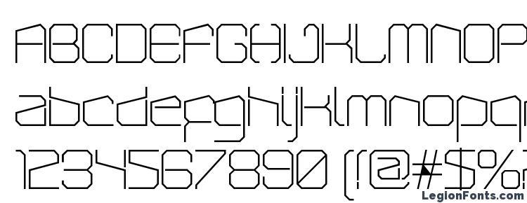 glyphs ArcticPatrol Thin font, сharacters ArcticPatrol Thin font, symbols ArcticPatrol Thin font, character map ArcticPatrol Thin font, preview ArcticPatrol Thin font, abc ArcticPatrol Thin font, ArcticPatrol Thin font